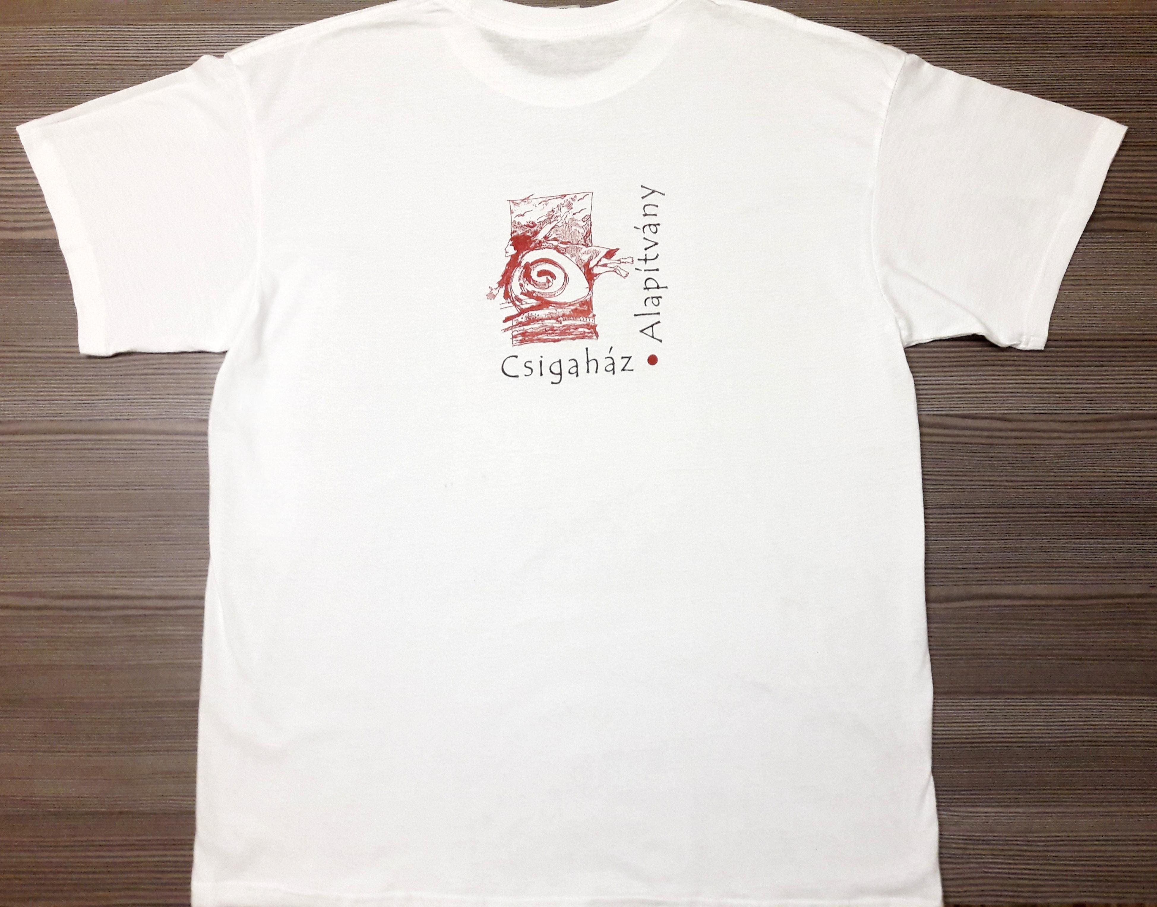 f8bf8f5455 Egyedi póló készítés – Csigaház Közhasznú Alapítvány
